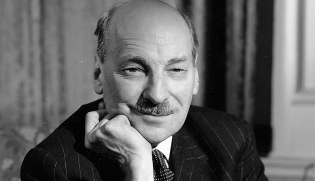 Clement Attlee / Hulton